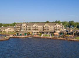 Chautauqua Harbor Hotel - Jamestown, hotel in Celoron