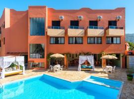 Hotel Ponta das Toninhas, hotel in Ubatuba