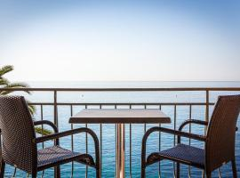 Best Western Plus Hotel Prince De Galles, pet-friendly hotel in Menton