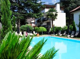 Hotel Jasmin, hotel in Merano