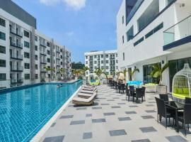 Arcadia beach condo new apartments, apartment in Pattaya South