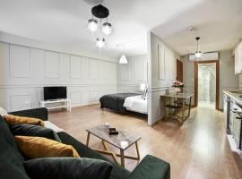 Daily Sterilized Beddington Residence Sisli, жилье для отдыха в Стамбуле