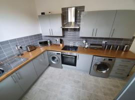 Bath house, apartment in Stoke on Trent