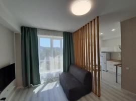 Greenwave, отель в Сочи