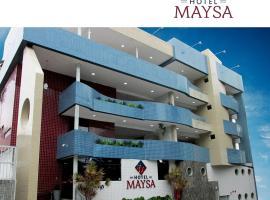 Hotel Maysa Caruaru, отель в городе Каруару