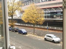 3 Fitzhamon Embankment APARTMENTS, hotel near Cardiff Central Station, Cardiff