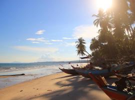 Goc Bien - Phan Thiet, отель в Муйне