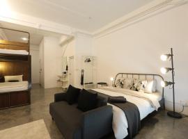 Loft Series by Pak-Up, apartment in Krabi