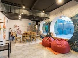 Hanuman VIP Hostel - SHA Plus, hotel near Laguna Phuket Golf Club, Bang Tao Beach
