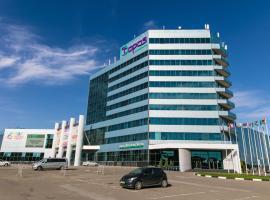 Топос Конгресс-Отель, отель в Ростове-на-Дону