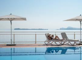 Hotel Villa Florida Suites & Suite Apartments, hotel in Gardone Riviera