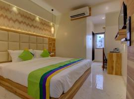 Hotel Amisha International, hotel in Surat
