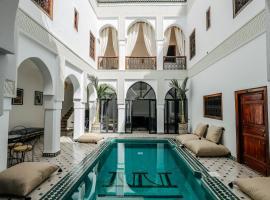 Riad NayaNour, hôtel à Marrakech