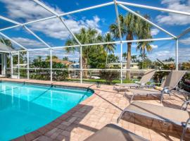 Villa Melina, holiday rental in Cape Coral