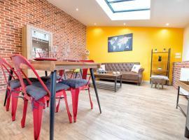 Duplex Modern & Design - Proche commerces, apartment in Le Havre