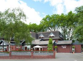 Hotel-Restaurant Breitenbacher Hof, hotel near Palaces Augustusburg and Falkenlust, Hürth