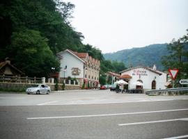 Hotel De Borleña, hotel en Borleña