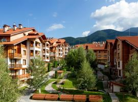 Saint Ivan Rilski Hotel & Apartments, хотел в Банско