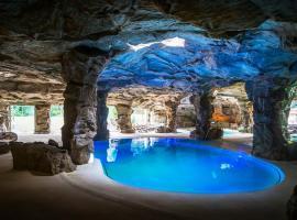 Tombolo Talasso Resort, hotell i Marina di Castagneto Carducci