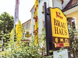 Brauhaus zu Murau, hotel in Murau