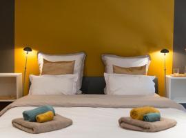 Les Petits Secrets de Nonna-Chambre d hote dinant, hotel near Florennes Avia Golf Club, Flavion