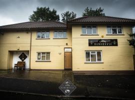 Celtic House, hotel near Llancaiach Fawr Manor, Merthyr Tydfil