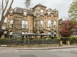 Murrayfield Hotel, hotel in Edinburgh