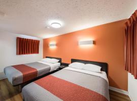 Motel 6-Cranbrook, BC, motel in Cranbrook
