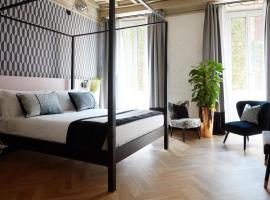 Naman Hotellerie, вариант проживания в семье в Риме