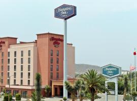 Hampton by Hilton Saltillo Zona Aeropuerto, hotel en Saltillo