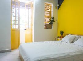 Chanh Dây Homestay, serviced apartment in Ho Chi Minh City