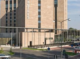 Starhotels Grand Milan, hotel spa a Saronno