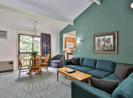 Cedarbrook Queen Suite 208, hotel in Killington