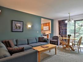 Cedarbrook Queen Suite 108, hotel in Killington