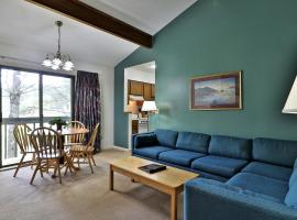 Cedarbrook Queen Suite 203, hotel in Killington