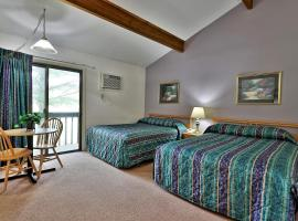 Cedarbrook Standard Hotel Room 201, hotel in Killington