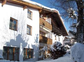 Haus Fuchs, apartment in Ehrwald