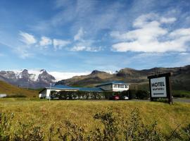Hotel Skaftafell, Hotel in Skaftafell