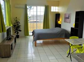 Apartment Studio Halfon, hotel perto de Aeroporto Moorea - MOZ,