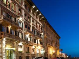 Hotel Residence Esplanade, отель в Виареджо