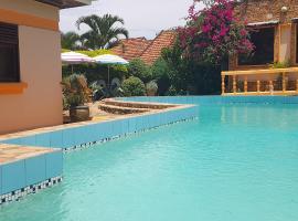 Keelan ace villas, отель в Кампале