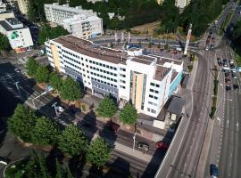 GreenStar Hotel Lahti, отель в Лахти