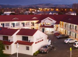 Aubyn Court Spa Motel, motel in Palmerston North