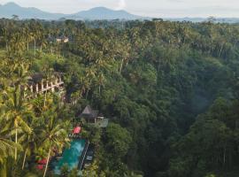 Chapung Sebali, resort in Ubud