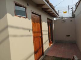 Los Cipreses 2, apartment in Chaclacayo