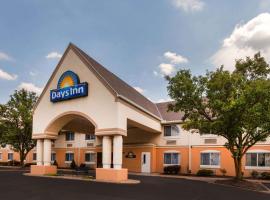 Days Inn by Wyndham Milan Sandusky South, hotel near Kalahari Waterpark, Milan
