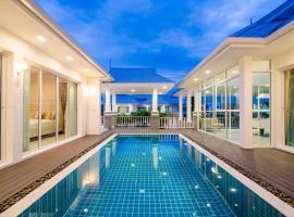 Marwin Pool Villa 8 บ้านพักในหัวหิน