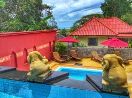 Chor Chang Villa Resort, отель в Чонгмон-Бич