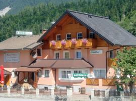 Gasthof Gondelstube, hotel v Schladmingu