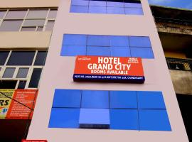 Hotel Grand City, hotel in Chandīgarh
